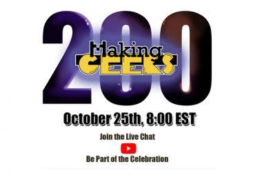 "Episode 200 ""Our 200th Episode Celebration"""